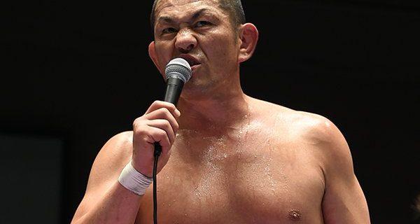 【新日本】「どうして俺を『G1』に出さない!」 試合後、鈴木みのるが怒りのマイクアピール!!