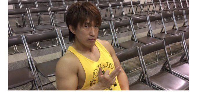 【ノア】6.27後楽園 小川良成vs田中稔  (田中)馬場さんのプロレスを教わった人達の技術にもの凄く興味があるんです。