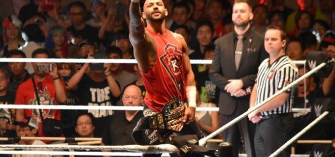 【WWE Live Tokyo】リコシェがセザーロから凱旋勝利でUS王座防衛
