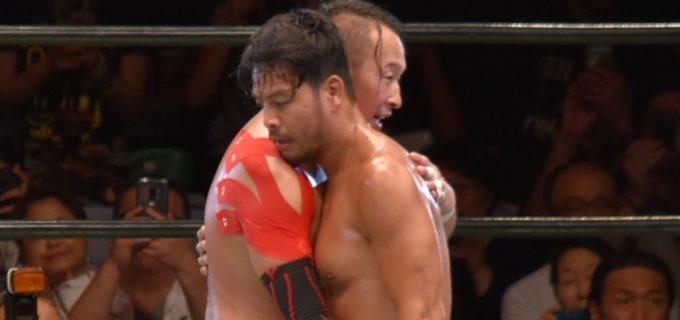 【ノア】WWEを退団したKENTAが新日本プロレスに登場、G1参戦を表明!盟友の丸藤「頑張れ。絶対埋もれるなよ!」