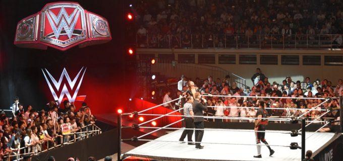 【WWE日本公演】「WWE Live Tokyo」<全試合結果>中邑、王座奪取にあと一歩及ばず!アスカ&カイリ凱旋勝利!トリプルHがオーラ全開ファイトを展開!(6.28両国大会)