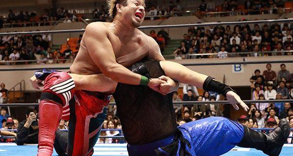 【新日本】YOSHI-HASHIが連夜の勝利でタイトルマッチに弾み!! 気合のマイクアピールも再び!!【6.15町田大会結果】