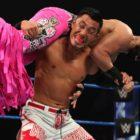 【WWE】戸澤&ケンドリックがシン・ブラザーズ蹴散らす
