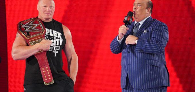【WWE】ロリンズが新王者レスナーに王座奪還を宣言