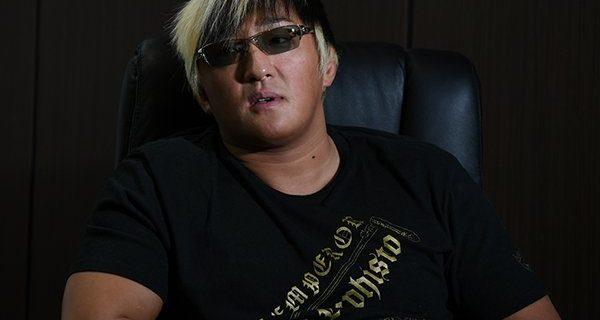 """【新日本】『G1』目前!タイチ選手に直撃インタビュー!「鷹木ブーが今回のメンバーで一番""""審議""""がある。アイツにはちょっと痛い目をみさせてやろうかな(ニヤリ)。」"""