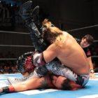 【新日本】<Aブロック公式戦!>棚橋はアーチャーを丸め込んで怪物退治に成功!