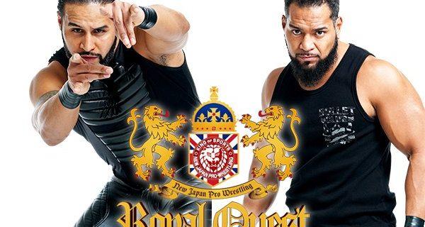 【新日本】現地時間・8月31日(土)『NJPW Royal Quest』ロンドン大会にタマ・トンガ&タンガ・ロアの参戦が決定!!