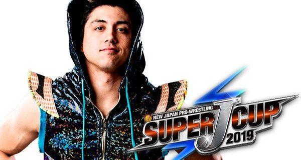 【新日本】<『SUPER J-CUP』トーナメント、第1弾出場選手が決定!>あのTJPが電撃参戦! SHO、ドラゴン・リーもエントリー!