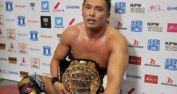 【新日本】アーチャーを下し6連勝、首位独走のオカダ 8.3大阪で対戦のSANADAに言及!  「脱落が決まったんなら、次の闘いに集中できるでしょ」 「でもさ、ライバルらしい闘いしてくれよ」  7.30高松大会
