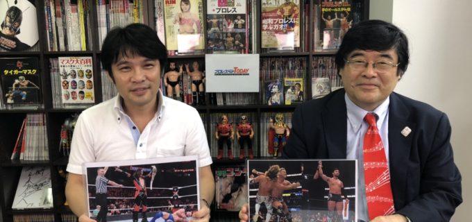 【プロレスTODAY増刊号】新日本G1クライマックス途中経過!WWEで中邑真輔がIC王座獲得!DDTレッスルピーターパンについて柴田編集長が熱く解説!Over60のベルトがあれば僕が挑戦しますよ♪※動画あり