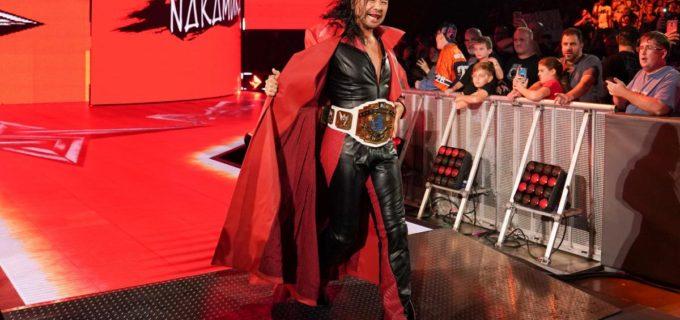 【WWE】中邑、ベイラー欠場も強敵アリを退けて王座防衛!