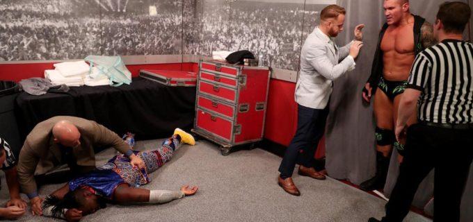 【WWE】オートンが王者キングストンとビックEを返り討ち