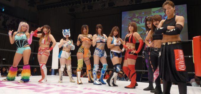 【スターダム】ファイプロWとコラボに登場の星輝ありさ、木村花、花月、渡辺桃など選抜メンバー10選手を発表!