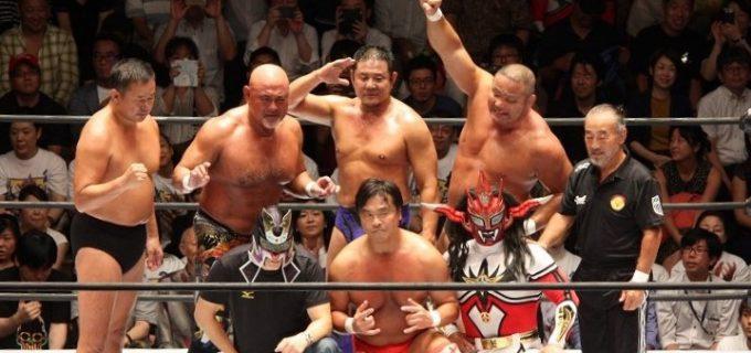 【マスターズ】ライガー最後の参戦にサムライが激励に駆けつける!勝利した武藤「永田、中西、西村、まだまだ青いな」