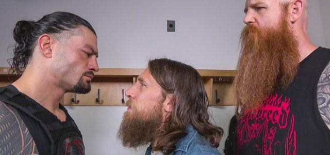 【WWE】レインズの事故に新展開!ブライアン「俺たちは犯人を見つけたぞ」