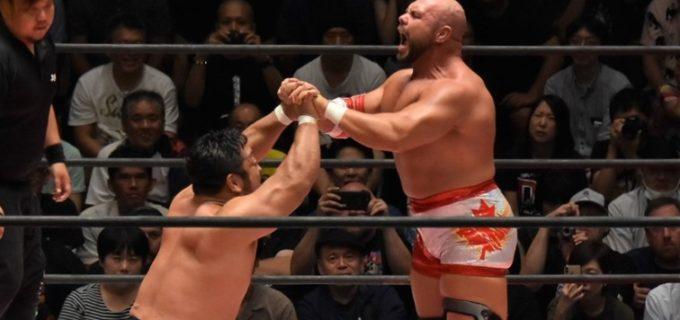 【大日本】関本vsエルガンの超肉弾戦に後楽園が揺れる!勝利したエルガン「みんなオレのファミリー」