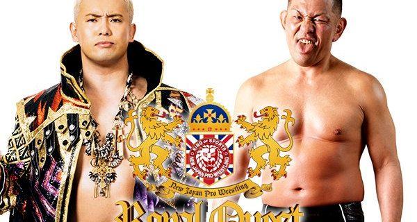 【新日本】<8.31ロンドン大会の全カード決定!>オカダと鈴木がIWGPヘビーを懸けて激突!