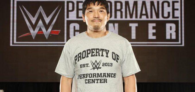 【WWE】ケンドー・カシンが日本人初WWEパフォーマンスセンターのコーチ就任へ
