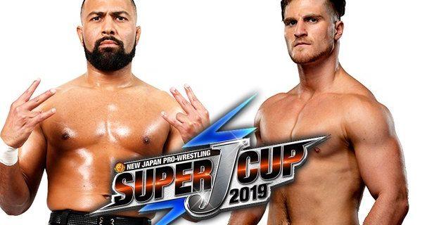 【新日本】『SUPER J-CUP』トーナメント、第4弾出場選手が決定! ロッキー、LA道場からコナーズ、ROHからグレシャム、CMLLからソベラーノJr.がエントリー!