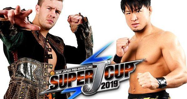 【新日本】<『SUPER J-CUP』2回戦、サンフランシスコ大会の全カード決定>メインはウィル・オスプレイvs SHO!
