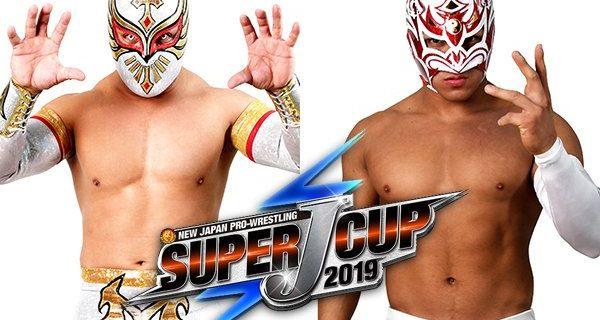 【新日本】<『SUPER J-CUP』決勝戦、8.25ロス大会の全カード決定!>準決勝はカリスティコvsリー!オスプレイvsファンタズモ!メインはトーナメント決勝戦!