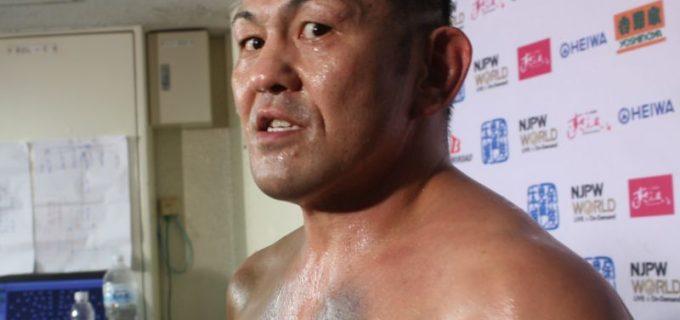 【新日本】鈴木みのるがIWGPチャンピオンのオカダからピンフォール!悔しさにまみれた1ヶ月にIWGPを賭けろ!