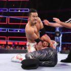 【WWE】205 Live電撃出場のKUSHIDAがタッグ戦で戸澤に勝利!