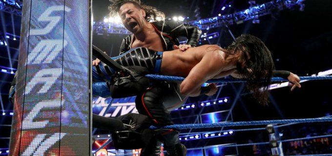 【WWE】中邑、報復狙うアリをキンシャサで返り討ち