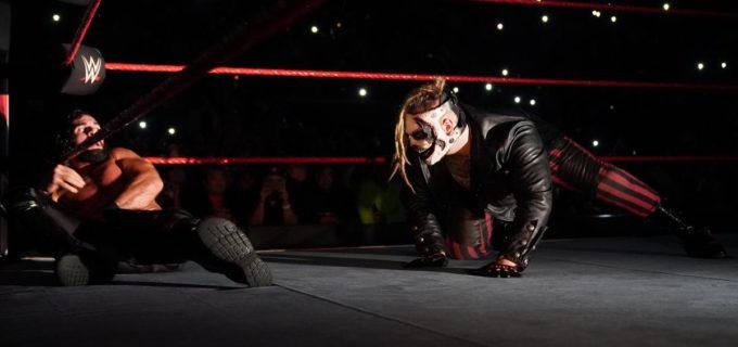 """【WWE】""""ザ・フィーンド""""ワイアットがストローマンを襲撃"""