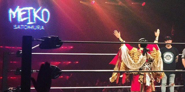 【仙女】里村明衣子がイギリス団体・プログレス、ビッグマッチに初参戦!ジョーダン・グレースに勝利し日本人初のプログレス王者となる