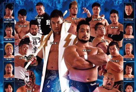【大日本】9.15(日)横浜文化体育館大会にて台風15号による被害地域への支援物資を受付