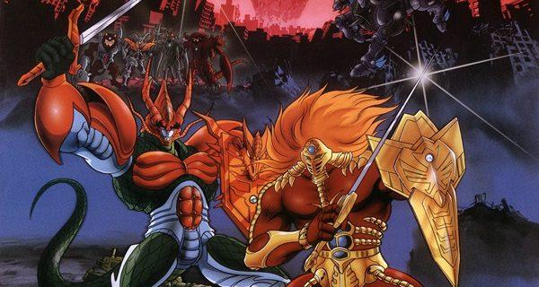 """【プレゼント企画】『獣神ライガー』放送から30年の時を経て、9/23のサンライズフェスティバルで初上映☆""""獣神サンダー・ライガー""""がゲストとして登場!"""