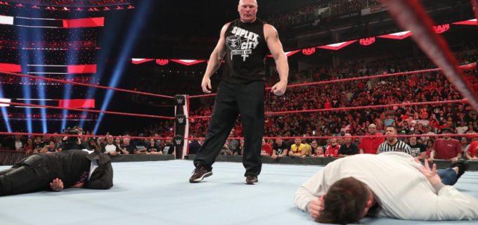"【WWE】""野獣""レスナーがミステリオと息子のドミニクを襲撃!"