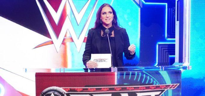 【WWE】WWEドラフトでロウがベッキー、The OC、リコシェら、SDがレインズ、サーシャ、ストローマンらを獲得