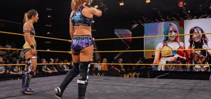 【WWE】カブキ・ウォリアーズが次週のNXTで王座戦!