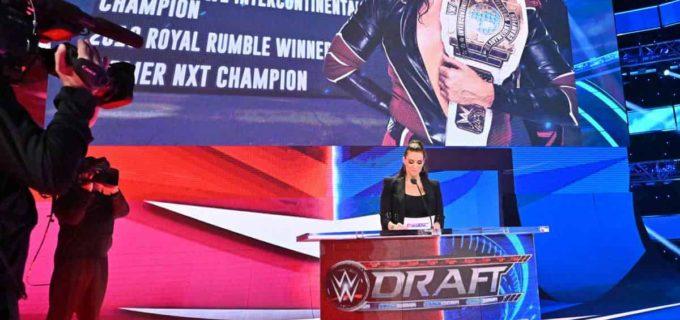 【WWE】ドラフトで中邑はスマックダウン、カブキ・ウォリアーズ、戸澤はロウ所属に!