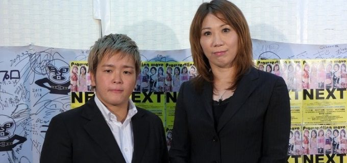 【WAVE】水波綾が退団を発表、所属ラストは11.1新木場で桜花社長とのシングルマッチ