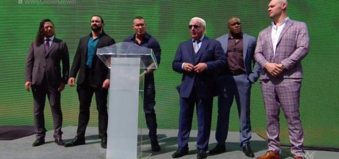 【WWE】サウジアラビアで史上初の女子戦がPPV「クラウン・ジュエル」で決定!