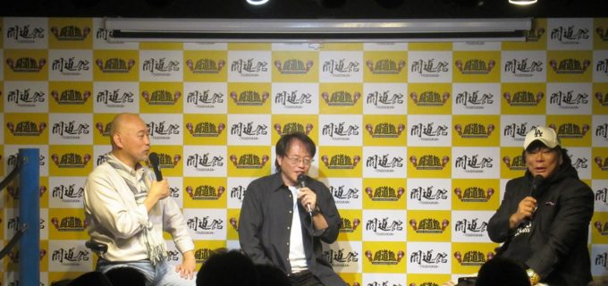 大仁田厚の熱烈オファーで、山崎一夫氏が電流爆破デスマッチに参戦?