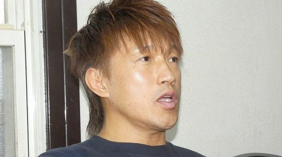 田中稔が来年引退のライガー戦を熱望!「このまま躊躇して名乗り挙げないで後悔したくない」