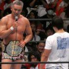 【新日本】オカダがSANADAを破り、IWGPヘビー級王座4度目の防衛に成功!権利証防衛の飯伏「いつまでもあなたじゃ面白くないでしょ!」オカダ「何が2冠だコノヤロー!」