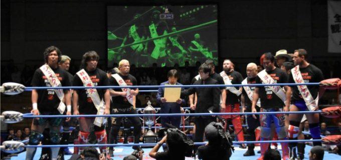 【全日本】『2019 世界最強タッグ決定リーグ戦』開幕戦 暴走大巨人とTAJIRI&KAIが白星スタート