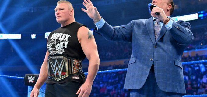 【WWE】王者レスナーが「スマックダウンを辞める」怒りの決断