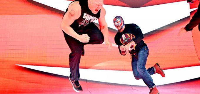 【WWE】レスナー対ミステリオのWWE王座戦が決定!