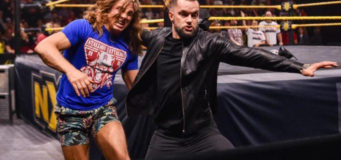 【WWE】11・24フィン・ベイラー対マット・リドルが決定!