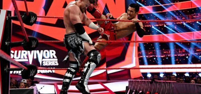 【WWE】戸澤、デビュー戦勝利にあと一歩届かず