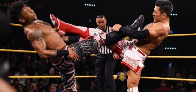 【WWE】戸澤、王座奪取に失敗も会場はスタンディングオベーション