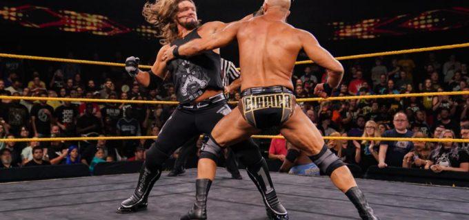 【WWE】The OCがNXTに殴り込み!ベイラー、コールも乱入で6人タッグ戦は大混乱!