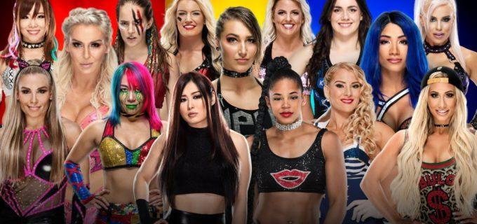 【WWE】紫雷イオ、サバイバー・シリーズの女子エリミネーション戦への出場が決定、カイリ、アスカと対決