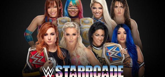 【WWE】カブキ・ウォリアーズが「WWEスターケード」で王座戦